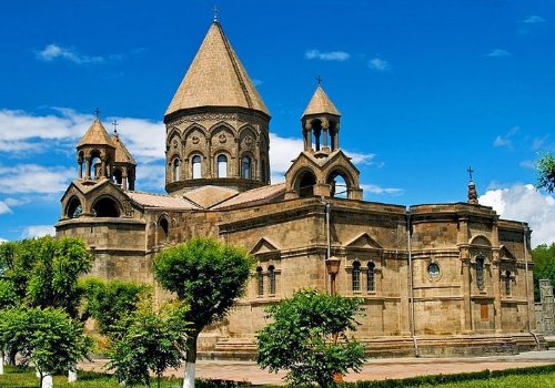 Canonical Structure of Armenian Church