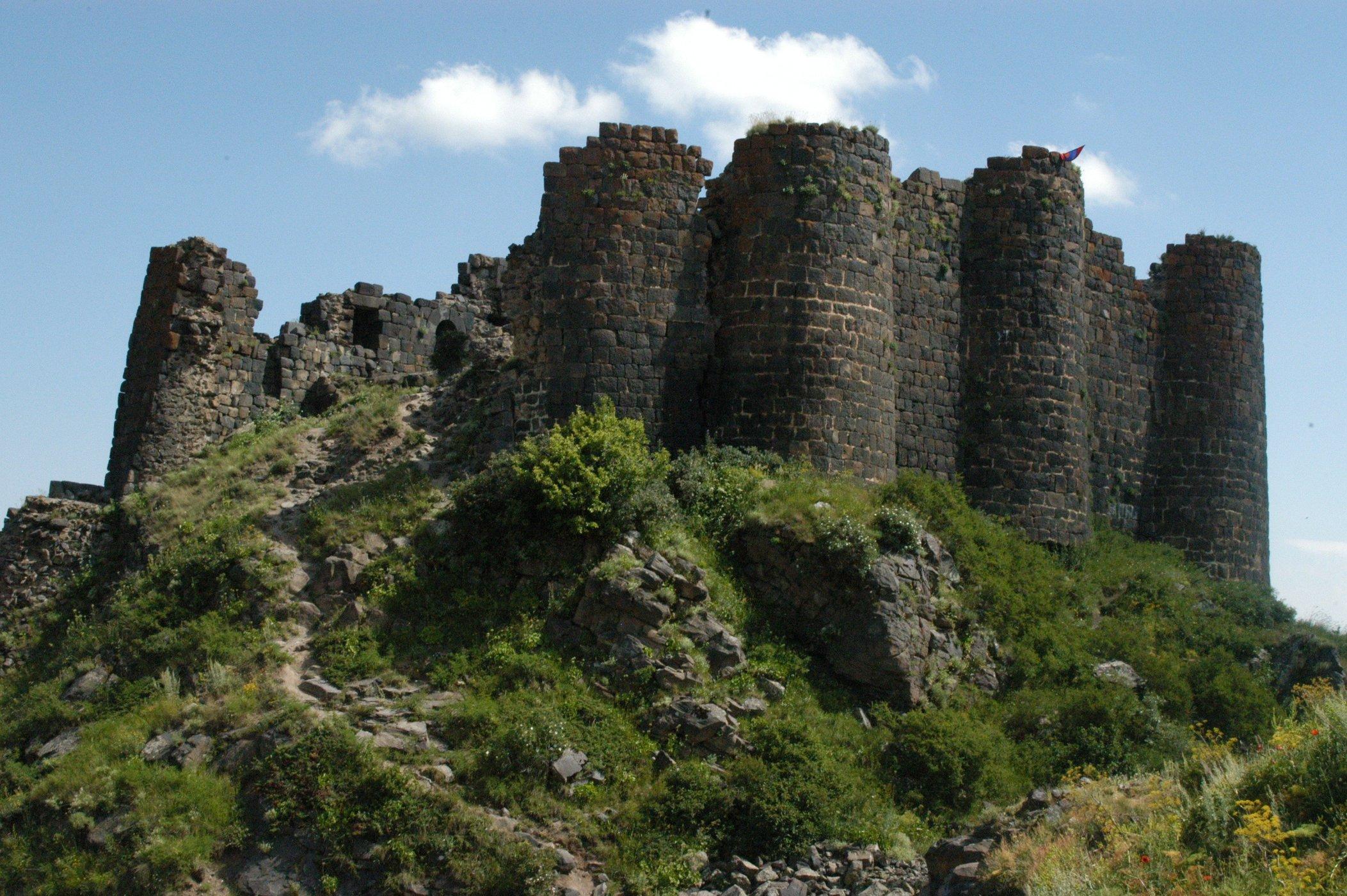 Fortaleza de Amberd