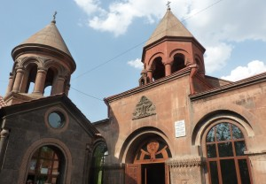 Armenia Surb Zoravor