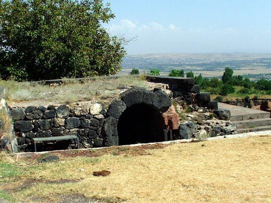 Mausoleo de los Arshákides