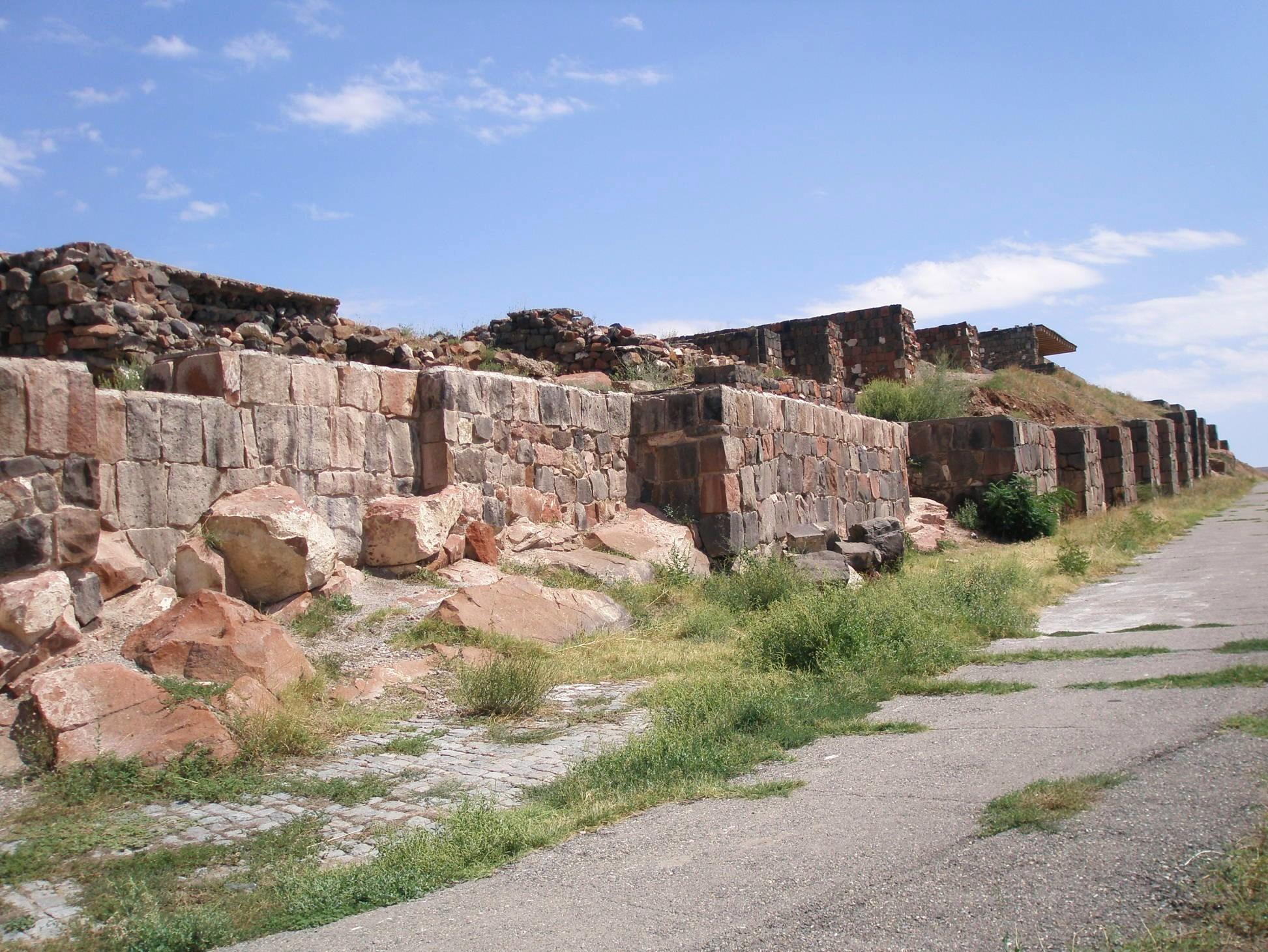 Fortaleza de Erebuní