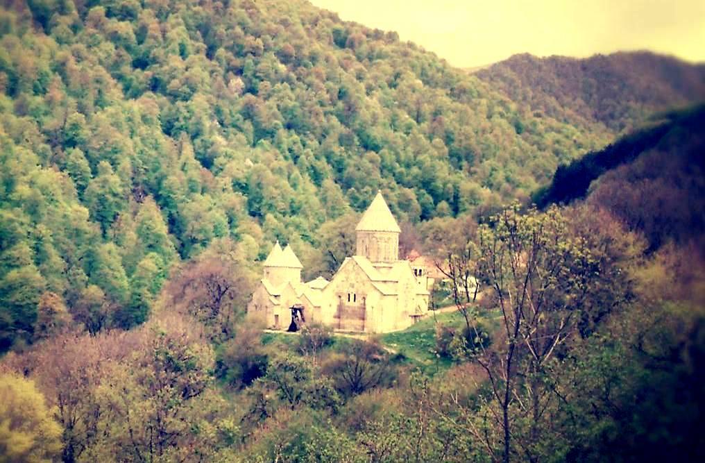 Monastère de Haghardzine