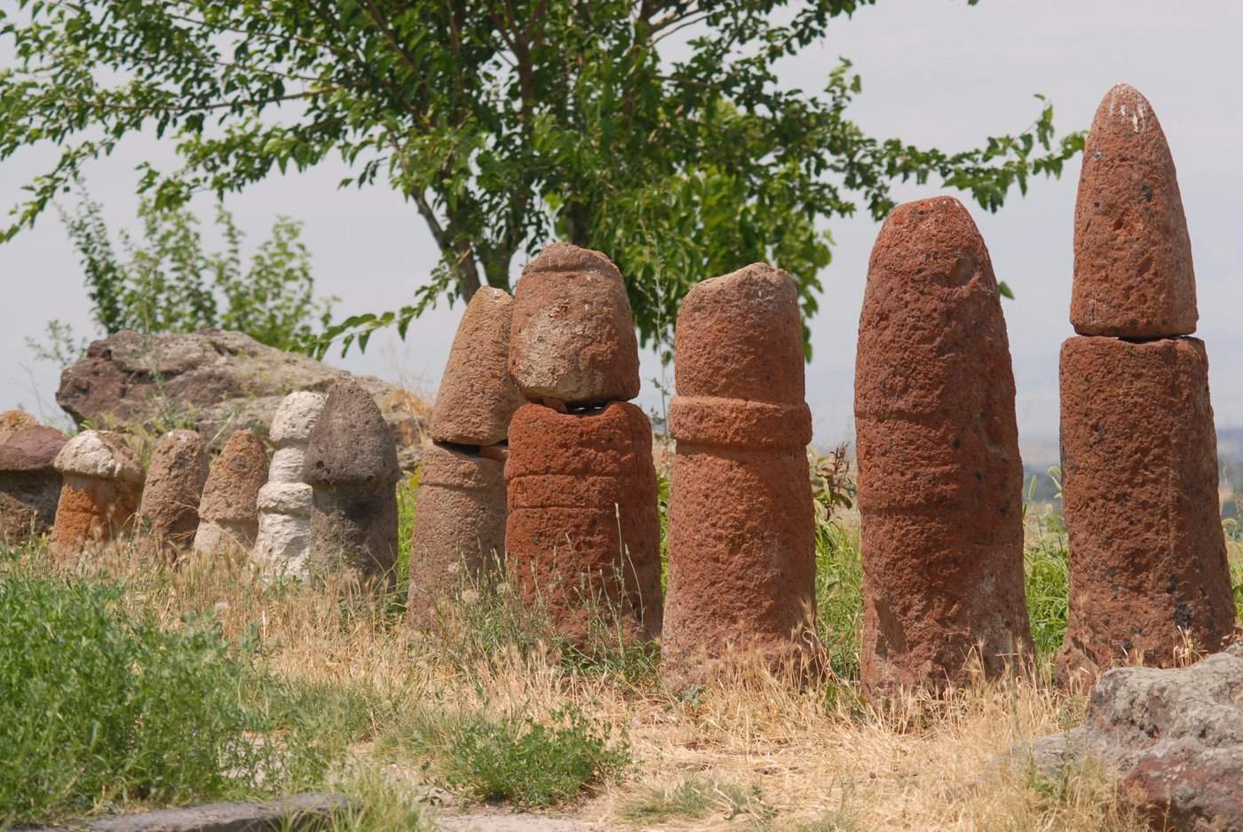 Крепость-городище Мецамор
