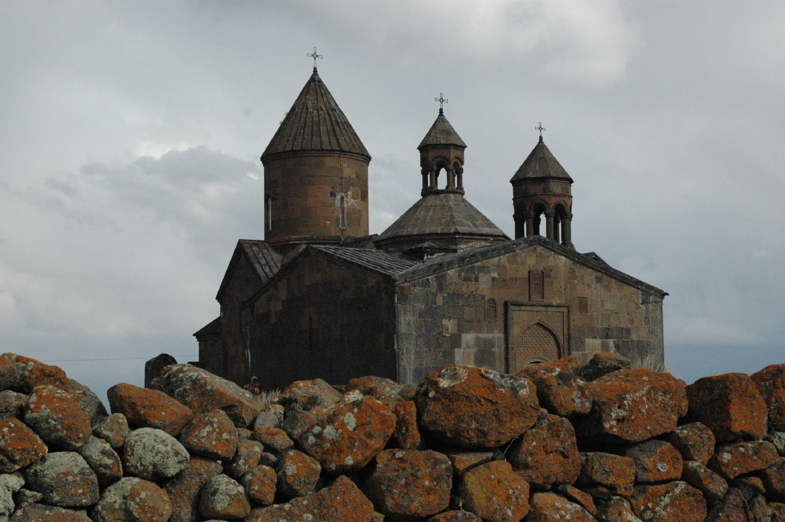 Monastère de Saghmossavank