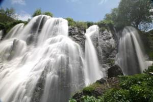 Shaki_Waterfall