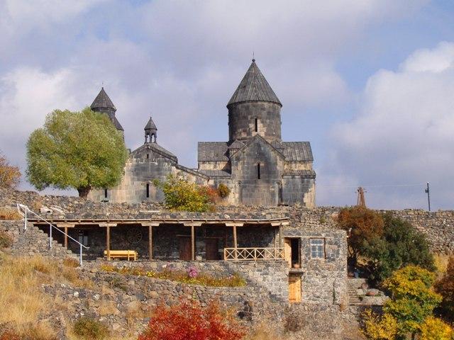 Монастырь Техер