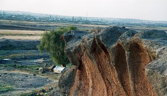 Раскопки Агарака