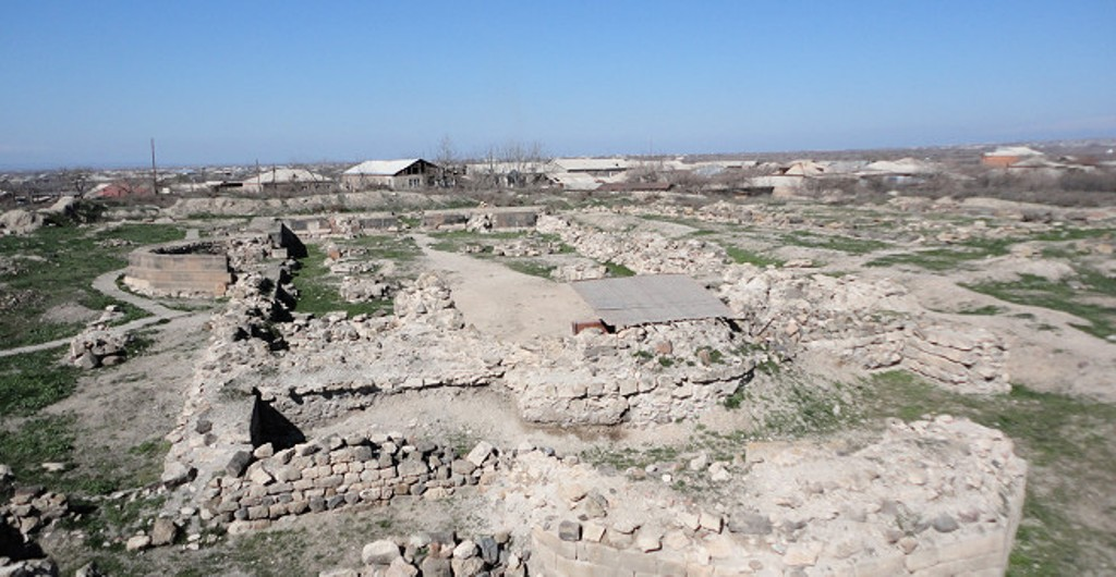 Excavations of Dvin