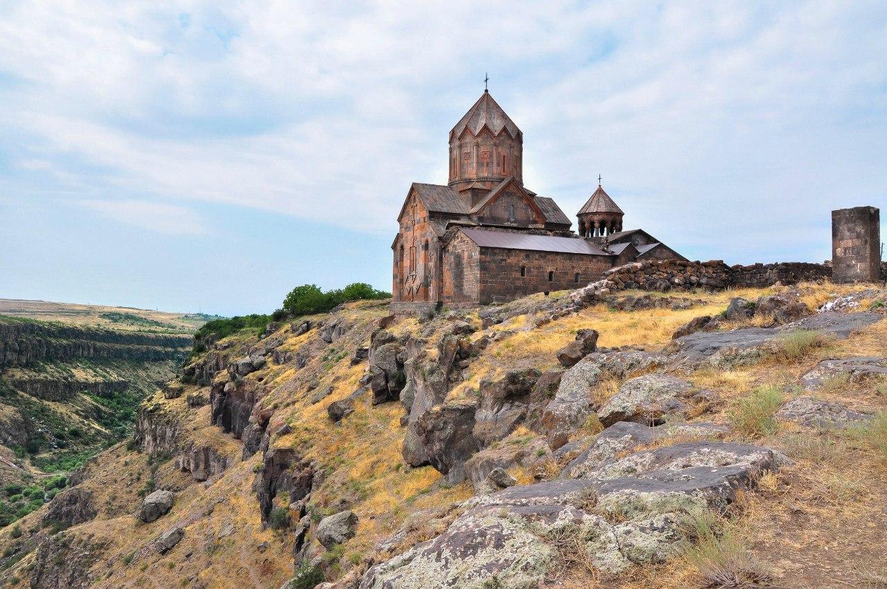 Monastère de Hovhannavank
