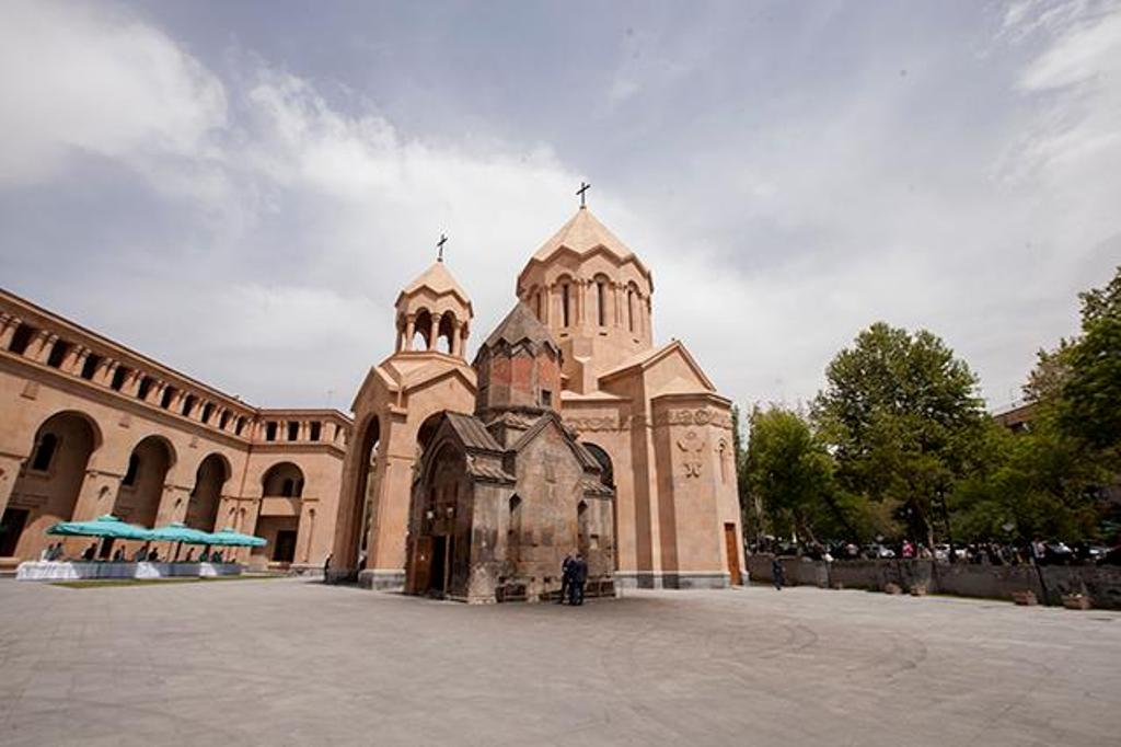 St. Katoghike Church in Yerevan