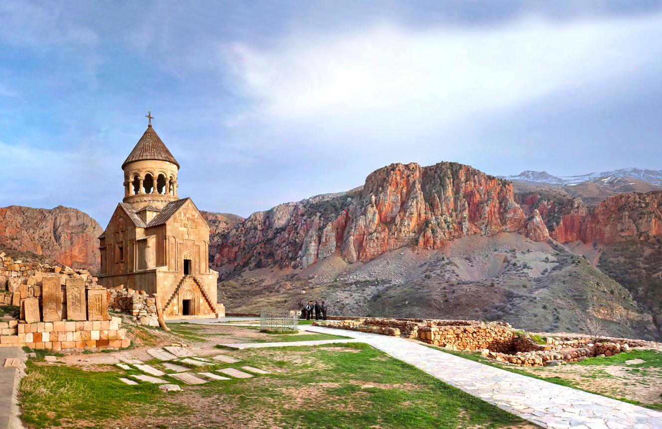 Monastère de Noravank