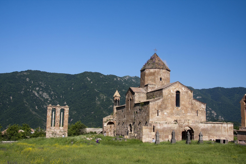 Temple d'Odzoun