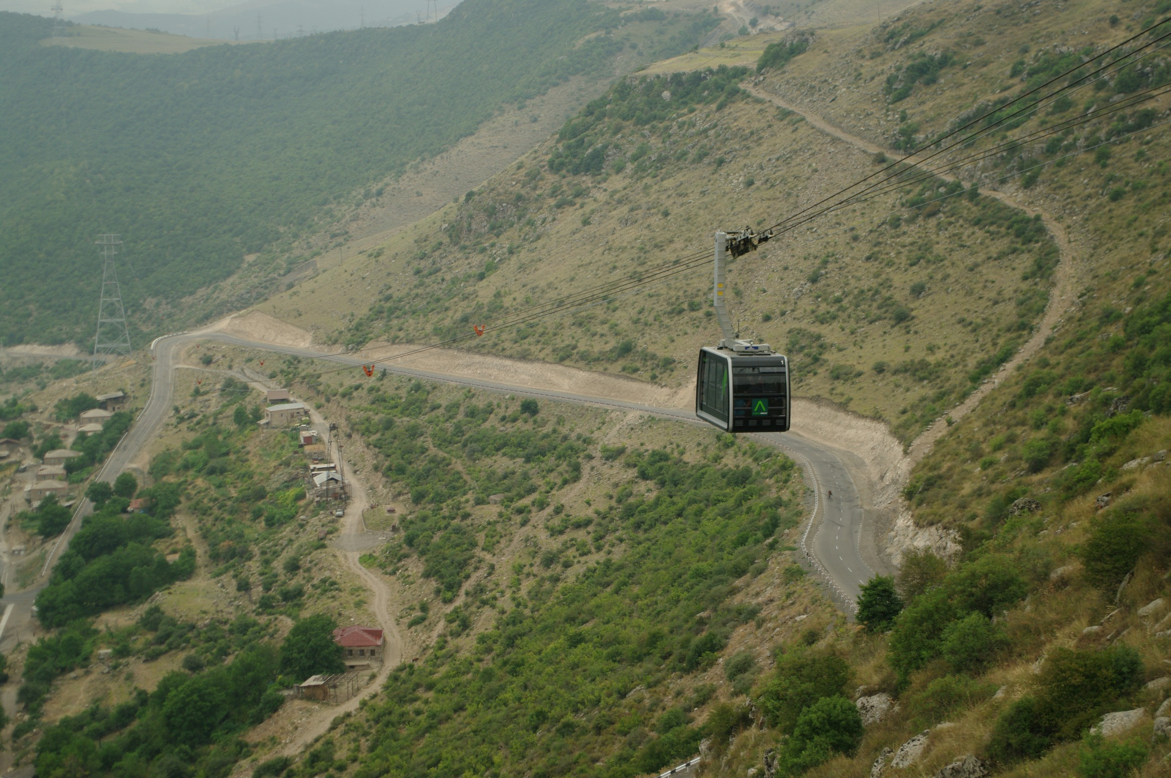 World's Longest Aerial Tramway  – Wings of Tatev