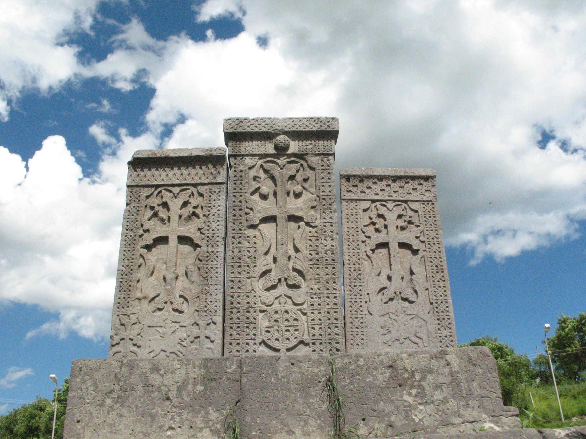 Khatchkar (croix-pierre)