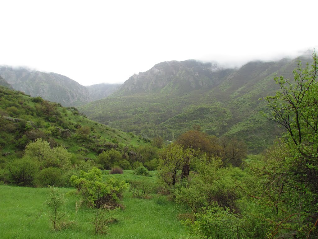 Khosrov State Reserve