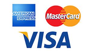 Visa Master card accept