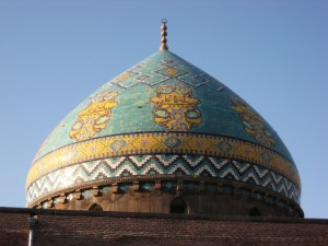 Blue_Mosque_Yerevan_Dome