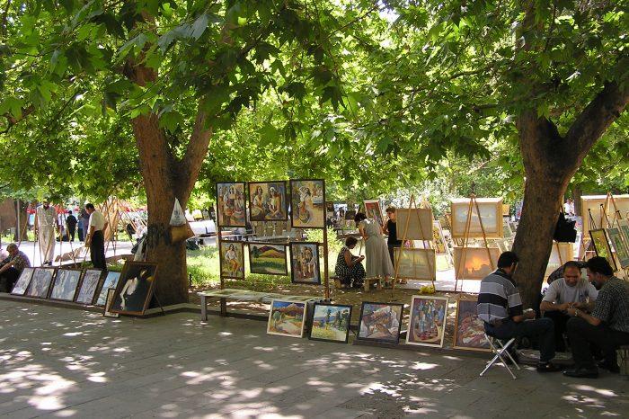 Классический семидневный тур в Армению