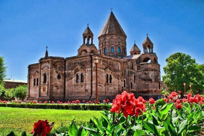 ARMENIA UNDISCOVERED AND EVERLASTING 8 days